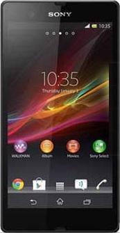 2. Sony Xperia Z