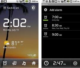 alarm clock +3