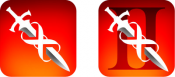 logo_infinity blade mix