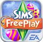 logo_the sims freeplay