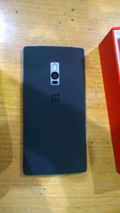 Tampilan belakang OnePlus 2