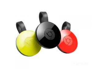 Chromecast 2 [photo: google]