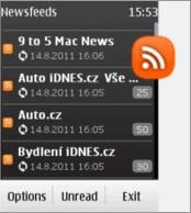RSS1 newsfeeds